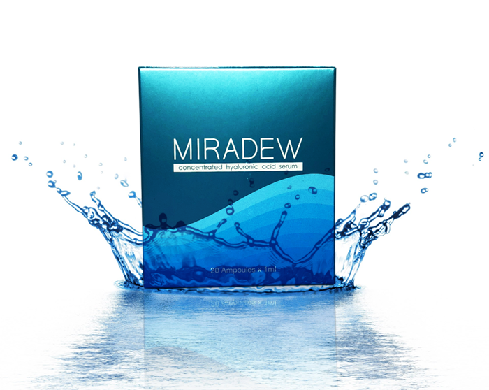 miradew haluronic acid
